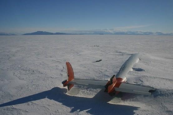 Pegagus Field na Antarktydzie