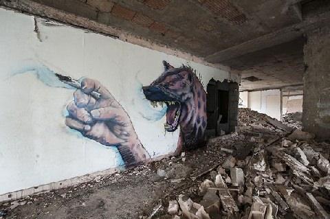 Graffiti hotel 3
