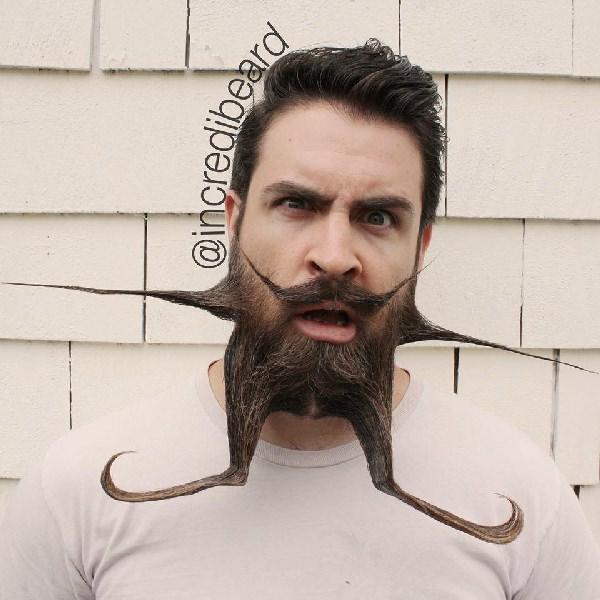 Isiah i jego magiczna broda