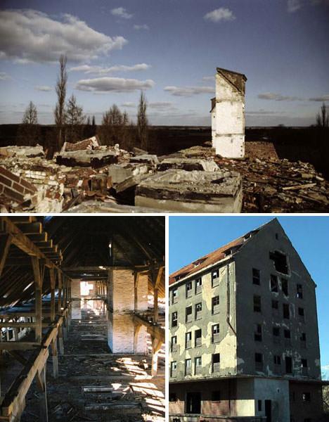 Kadykczan opuszczone miasto