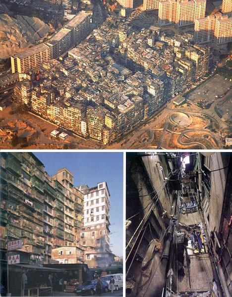 Kowloon opuszczone miasto