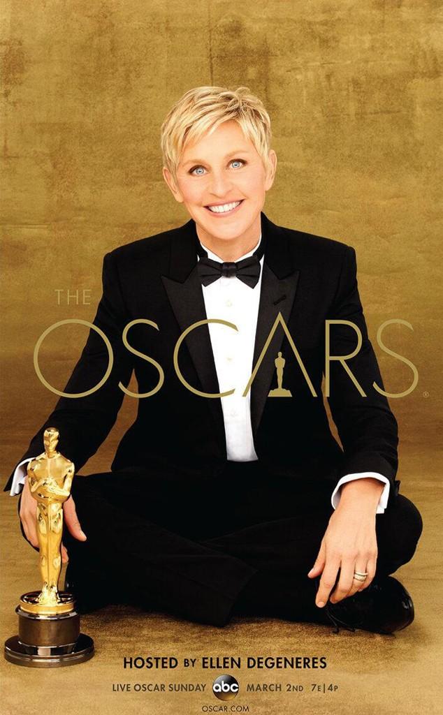oskary 2014 Ellen Degeners