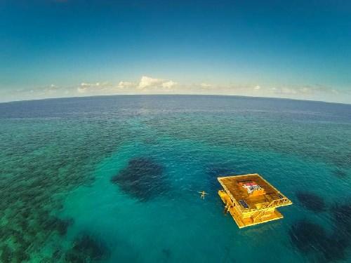 Podwodny hotel w Zanzibarze