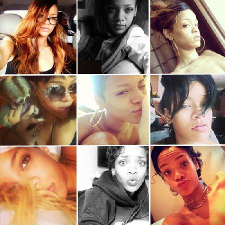 "Rihanna ""sweet focia"""