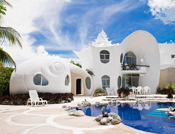 shell house mexico2