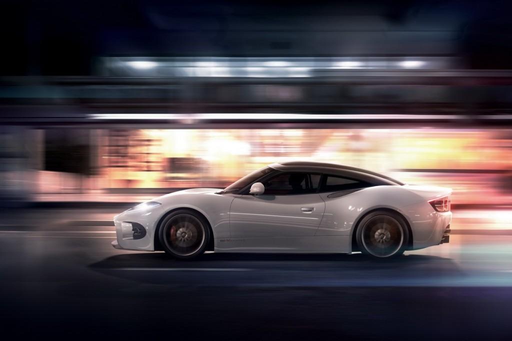 Samochód Spyker B6