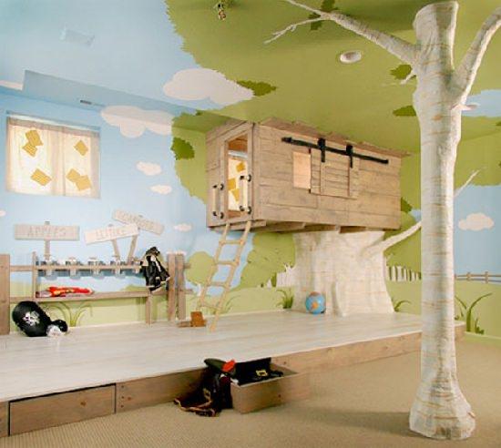 Sypialnia dla dzieci