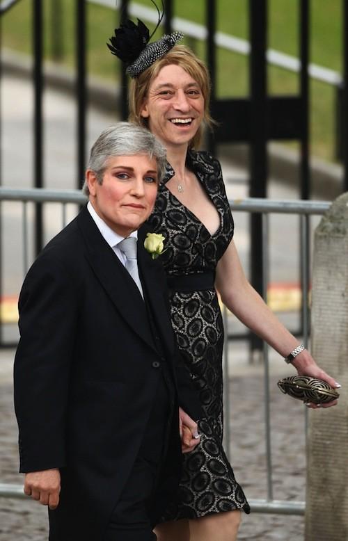 John i Sally Bercow
