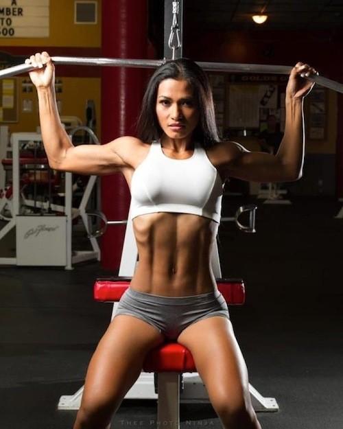 zdjecie kobiety fitness