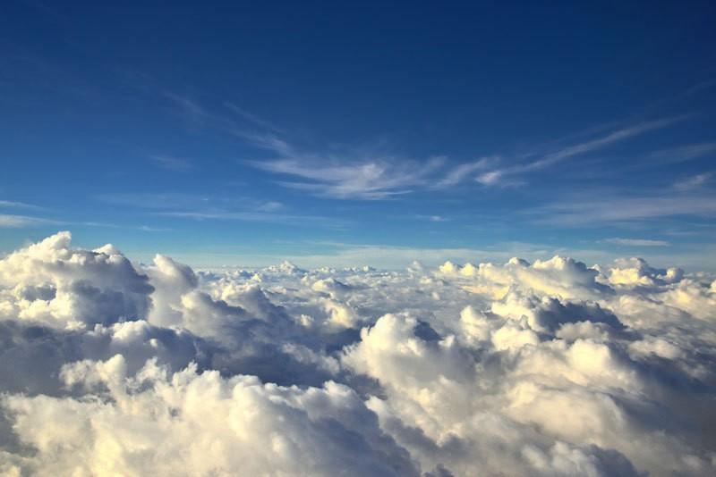 Nieskonczona droga chmur
