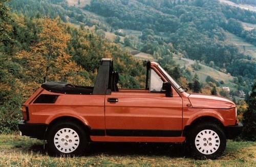 cabrio 126p