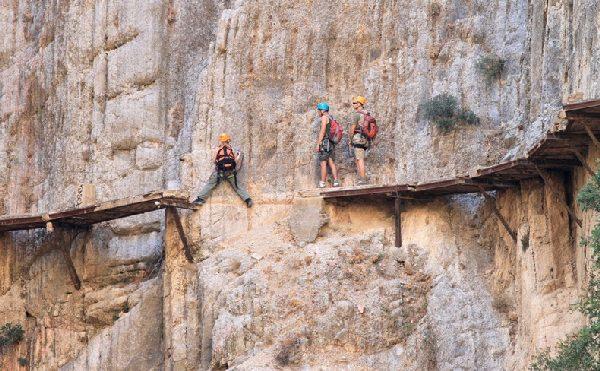 El Caminito del Rey - Ścieżka Króla