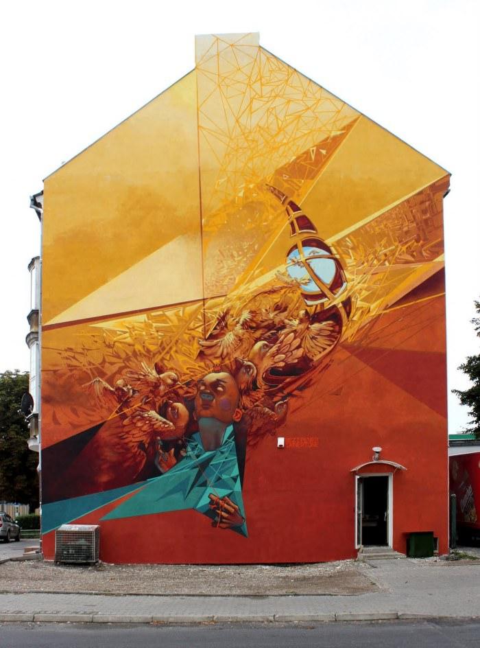 mural gorzów wielkopolski