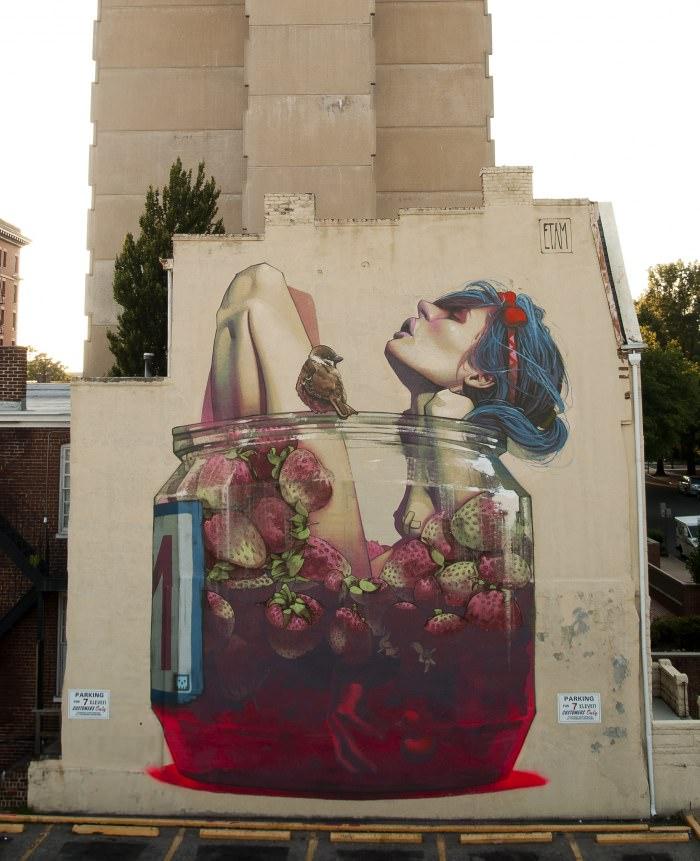 mural moonshine richmond usa