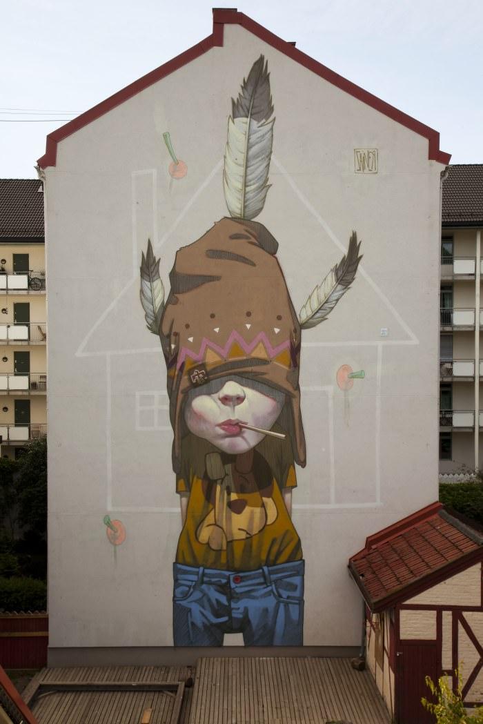 mural oslo