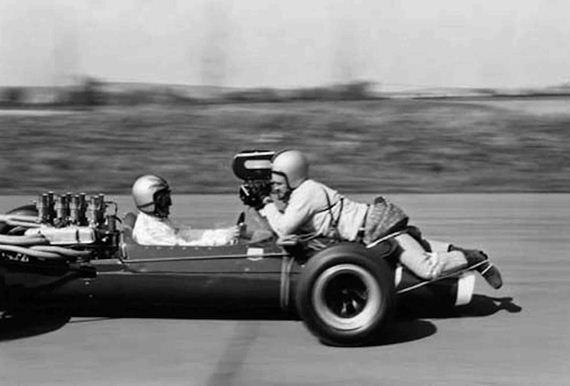 Jak radzono sobie z nagrywaniem przed wynalezieniem kamerki GoPro