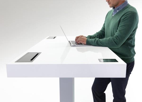 Pomysł na biurko