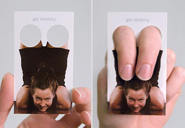 kreatywne wizytówki