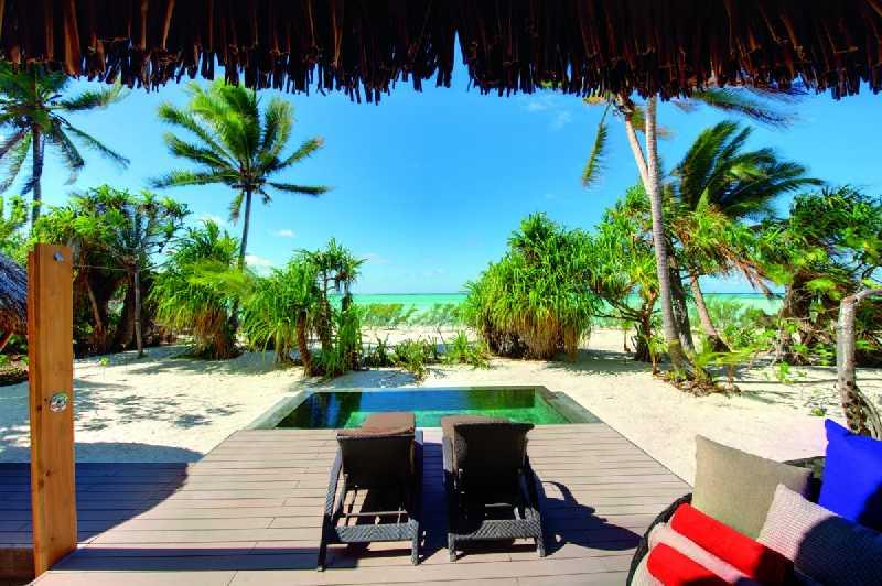 Luksusowy ośrodek Brando w Polinezji Francuskiej