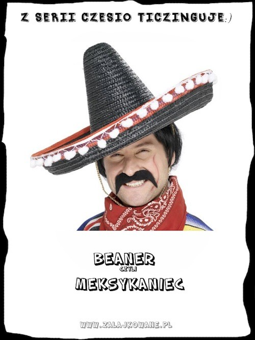 mexican- beaner