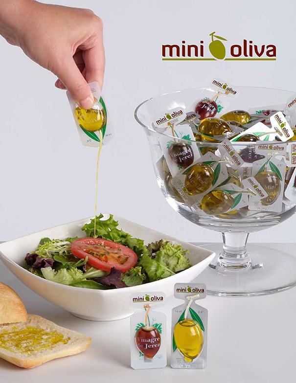 niezwykłe opakowania oliwa z oliwek