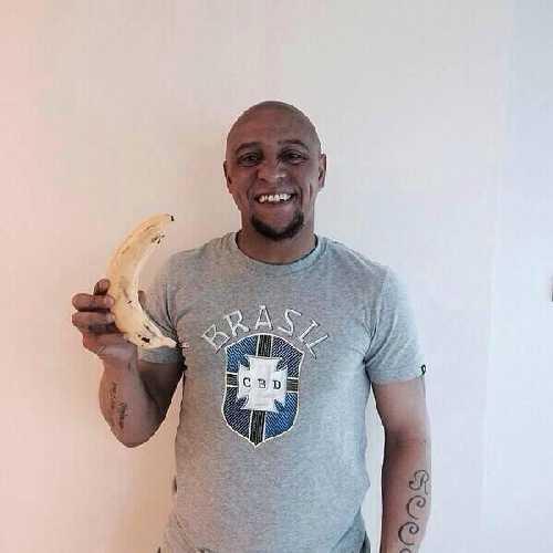 Roberto Carlos przeciw rasizmowi