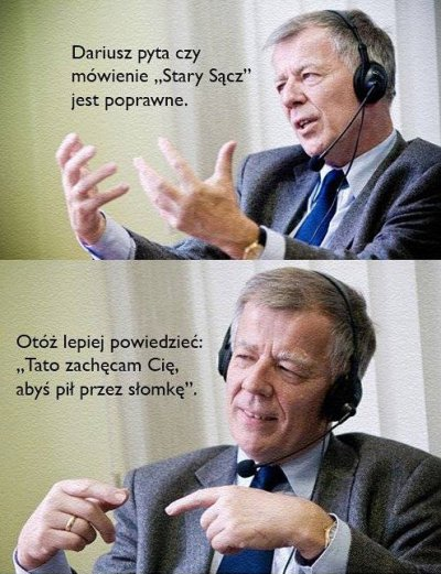 Suchar profesor Miodek