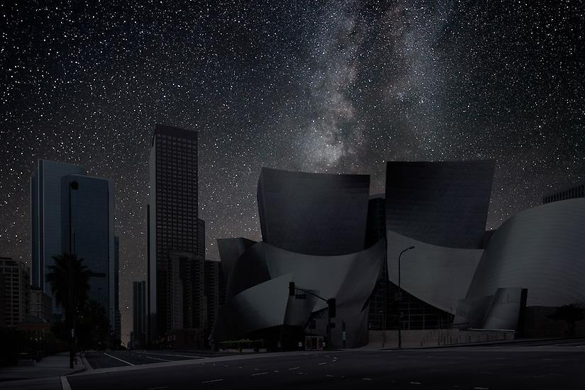 Los Angeles gdy zgasną światła