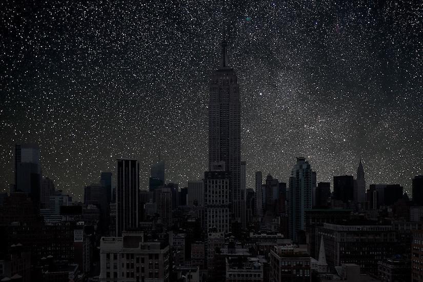 Nowy Jork gdy zgasną światła