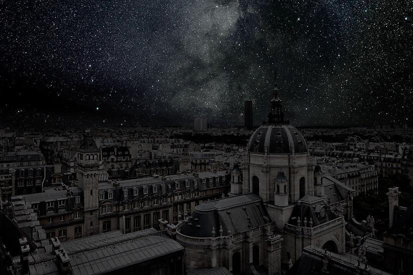 Paryż gdy zgasną światła