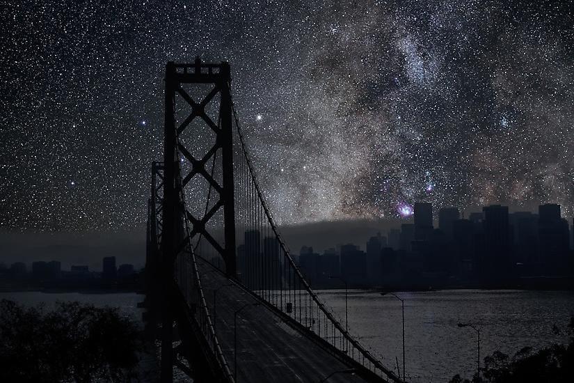 San Francisco gdy zgasną światła