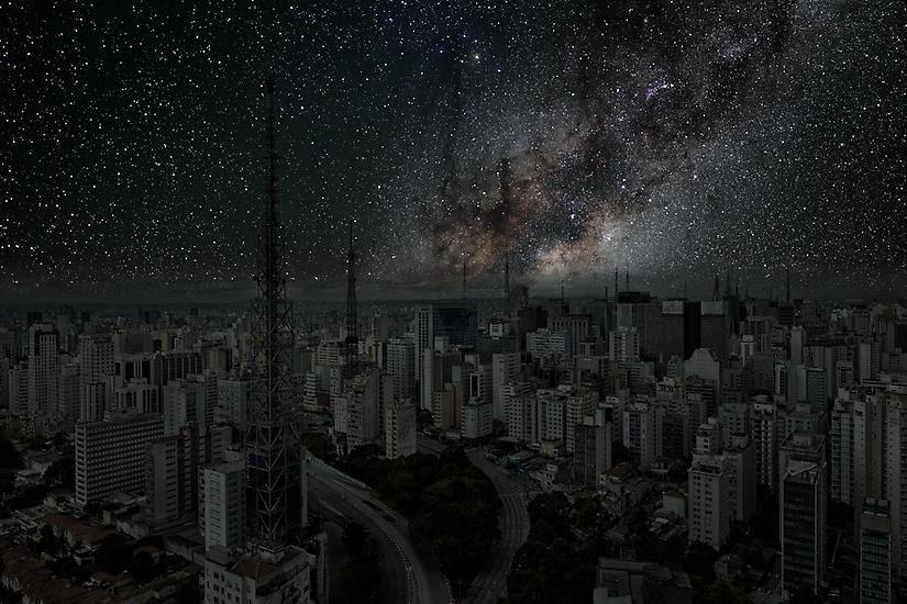 Sao Paulo gdy zgasną światła