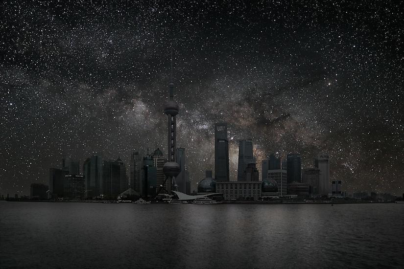 Shanghai gdy zgasną światła