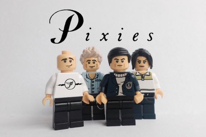 Pixies z Lego