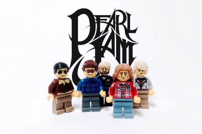 Pearl Jam z Lego