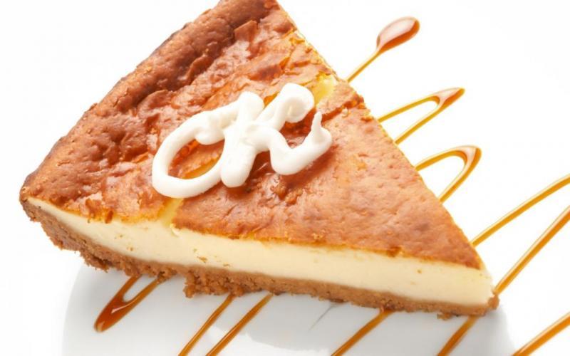 Ciasto cukrowo - śmietanowe amerykańskie jedzenie