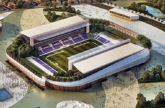 Stadion Arena Pantanal Brazylia