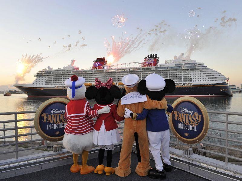Statek Disney Fantasy