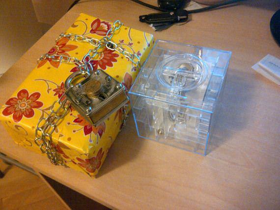jak zapakować prezent na urodziny