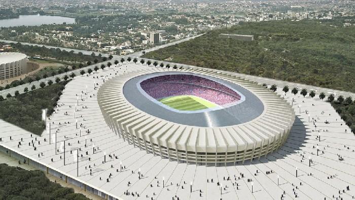 Stadion Estadio Mineirao Brazylia