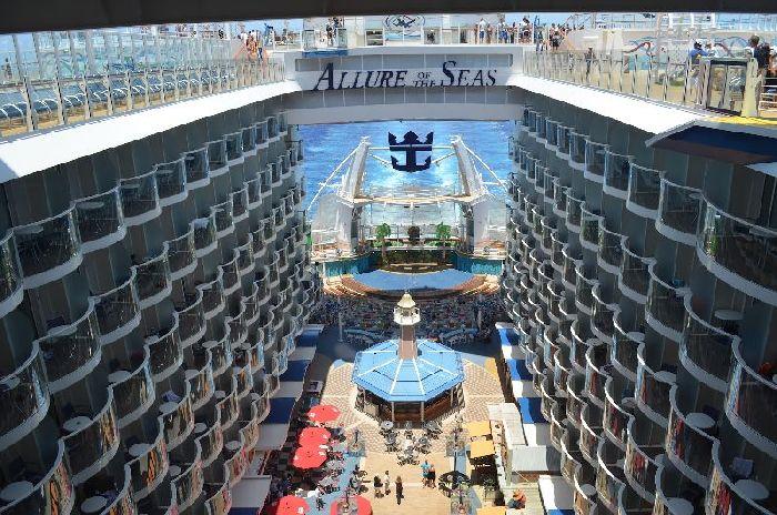 Statek Allure of the Seas