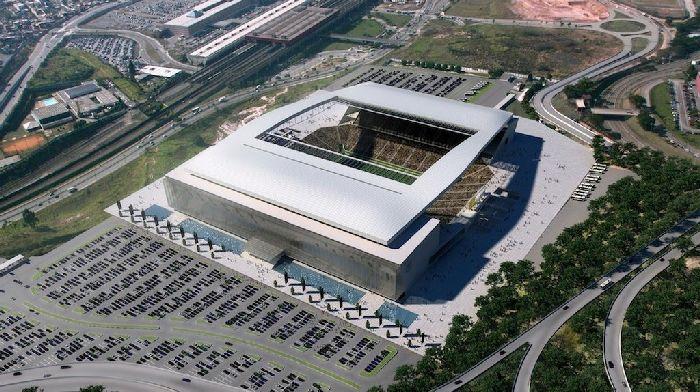 Stadion Arena de Sao Paulo Brazylia