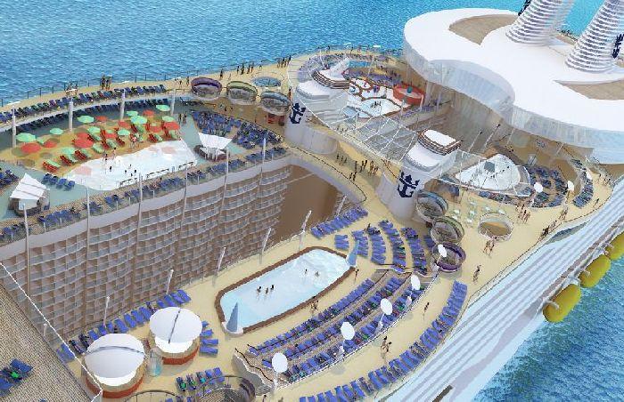 Statek Oasis of the Seas