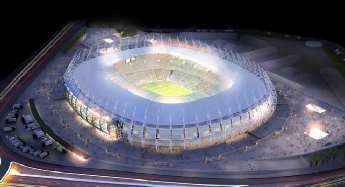 Stadion Estadio Castelao