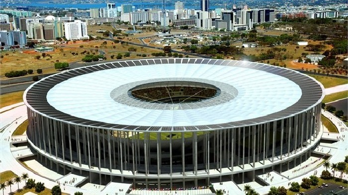 Stadion Estadio Nacional Brazylia