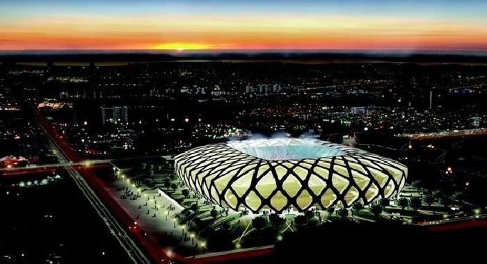 Stadion Arena Amazonia Brazylia