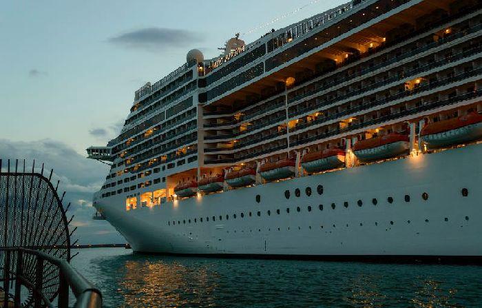 Statek MSC Devina