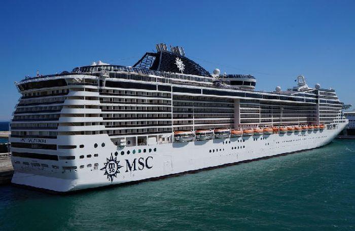 Statek MSC Splendida