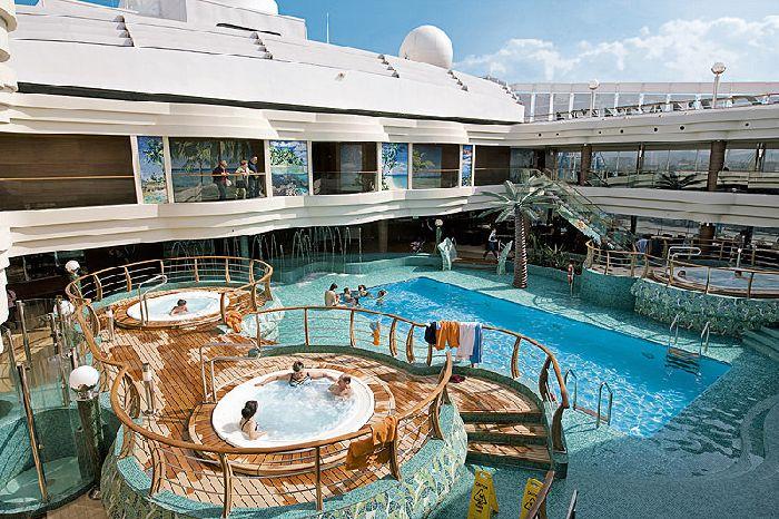 Statek MSC Fantasia