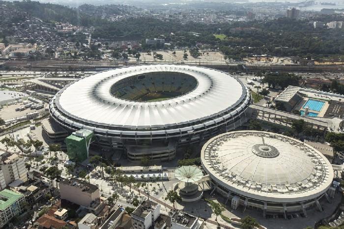 Stadion Maracana Brazylia